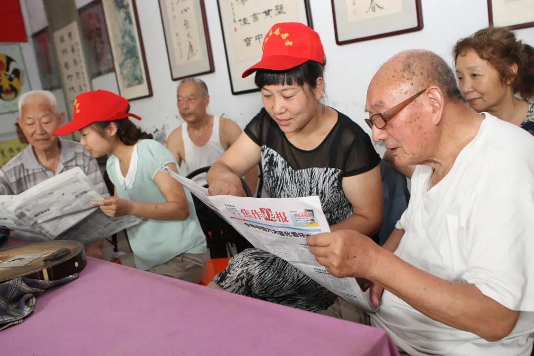 """河南""""智慧社區""""建設讓居民樂享生活"""